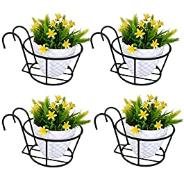 best hanging pot holder for home balcony in India