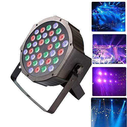 WHCCL 36 LED podiumverlichting Discoteca DJ-licht RGB 7 parablulampen stroboscoop licht licht licht voor de Sala Bar