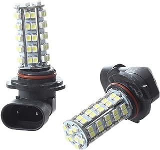 TOOGOO New 2X 9005 H10 9145 3000K Yellow 100W LED CREE Headlight Bulbs Kit Fog Light