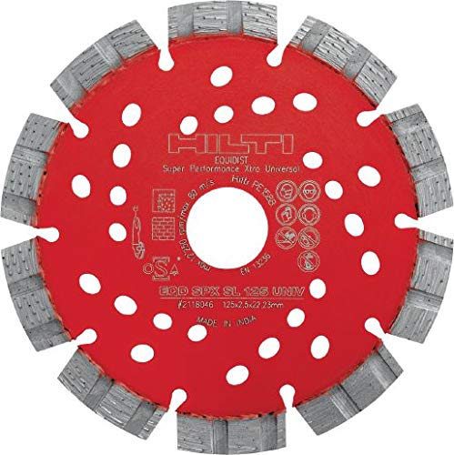 Hilti Trennscheibe EQD SPX-SL125 (2) univ, 2 Stück, 2118046