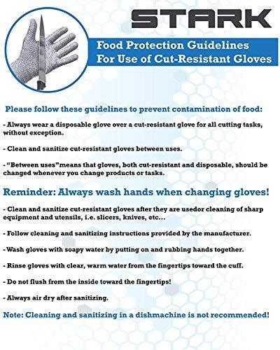 Stark Safe Cut-Resistant Gloves