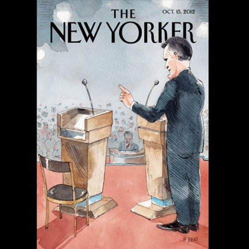 The New Yorker, October 15th 2012 (Nadya Labi, Ariel Levy, Hendrik Hertzberg) cover art