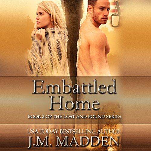 Embattled Home audiobook cover art
