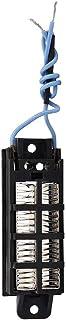 100W 220V PTC Calentador de Aire de Cerámica de Tipo Conductor Elemento de Calefacción de PTC