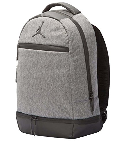 Nike Jordan Air Jumpman Backpack #9A1957-GEH Carbon Heather