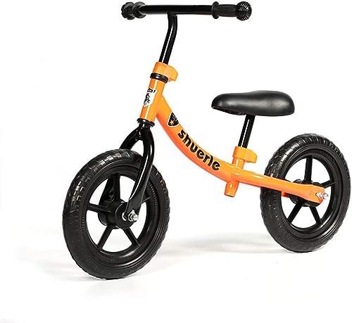 salida de fábrica Steaean Equilibrio Equilibrio Equilibrio de la Calidad de la Bici del Carro Deslizante sin pies de Dos Ruedas para Niños.  barato en alta calidad