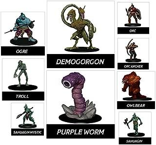 WizKids D&D Icons of The Realms: Classic Creatures Box Set