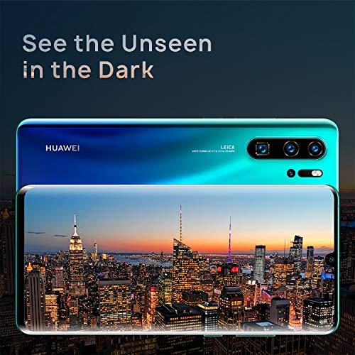 Huawei P30 Pro (Aurora, 8GB RAM, 256GB Storage)