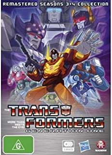 transformers generation 1 remastered