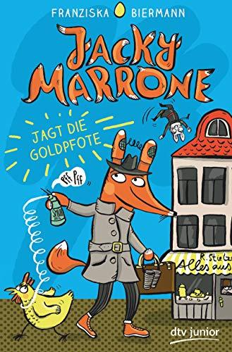 Jacky Marrone jagt die Goldpfote (Die Jacky Marrone-Reihe, Band 1)