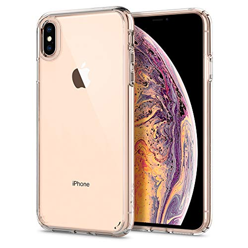 Spigen Ultra Hybrid Designed for Apple iPhone Xs MAX Case (2018) - Matte Black
