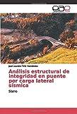 Análisis estructural de integridad en puente por carga lateral sísmica: Sismo