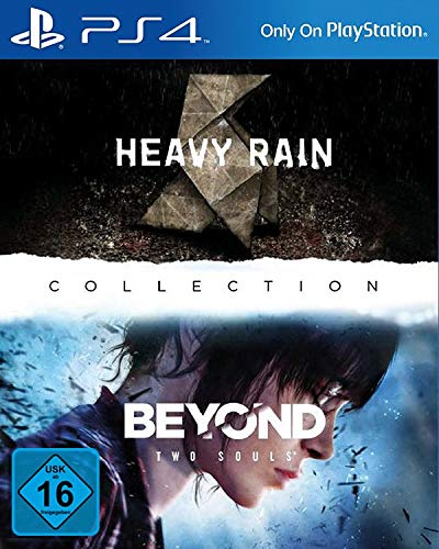 Quantic Dream Collection PS4 PEGI