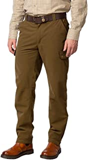 Rydale Men's Danby Shooting Trousers with Several Essential Pockets   100% Polyester