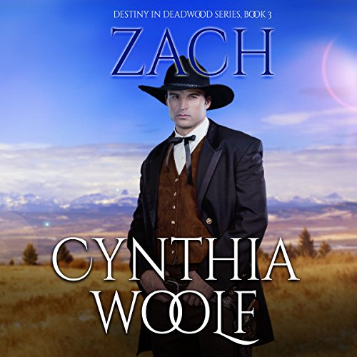 Zach audiobook cover art