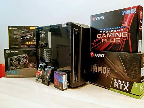 Pc Gaming i7 9700k - 16 GB Ram DDR4 - RTX 2070 8GB- MSI Z390 Gaming Plus- PSU Corsair Cx750M