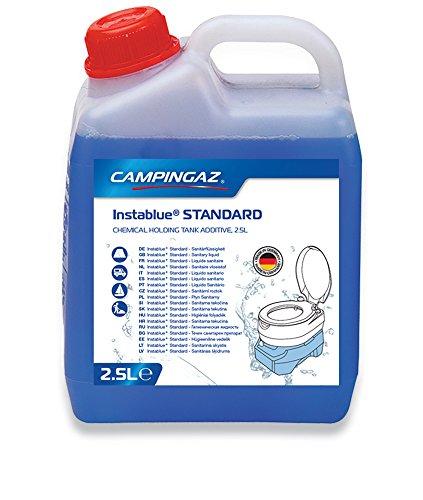 Campingaz Standard Líquido de Limpieza WC Portátil, Unisex, Blanco, 2.5 l