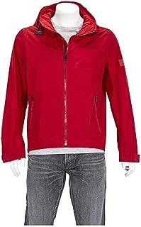 Men's Nylon Military Red Sport Inf Blsn W Pkawy Hd Size 50 (40 US)