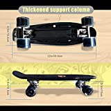 Zoom IMG-2 skateboard con ruote a led