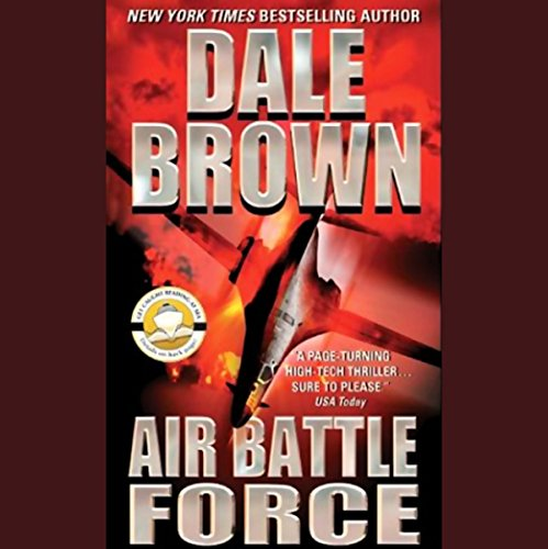 Air Battle Force  audiobook cover art