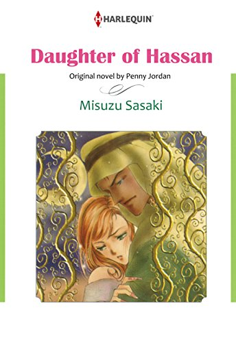 Daughter of Hassan: Harlequin comics (English Edition)