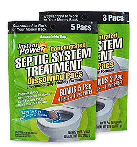 Instant Power Septic System Treatment