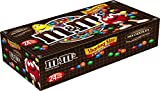 M&M'S Milk Chocolate Candy Sharing Size 3.14 Ounce (Pack of 24) Box