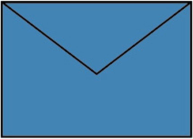 Rössler Rössler Rössler Papier - - Paperado-5er Pack Briefumschläge Ft.B6 m. Sf, Stahlblau - Liefermenge  10 Stück B07CX396JF | Züchtungen Eingeführt Werden Eine Nach Der Anderen  5d2f7b