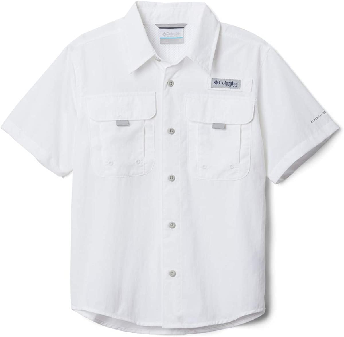 Columbia Youth Boys Bahama Short Sleeve Shirt