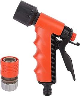 Practical Hand Garden Spray, Hand Spray Nozzle, Plastic for Garden Watering Equipment Lawn Watering Supplies