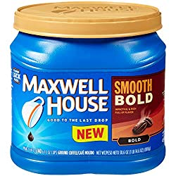 best coffee brands maxwell house amazon