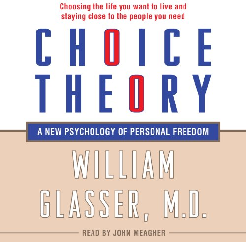 Choice Theory audiobook cover art