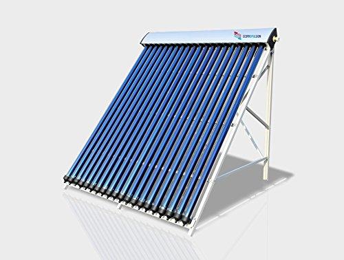Colector solar by ECOPROPULSION colector solar térmico, colector solar de tubos, colector solar agua caliente TZ5818-20R1 code 7020