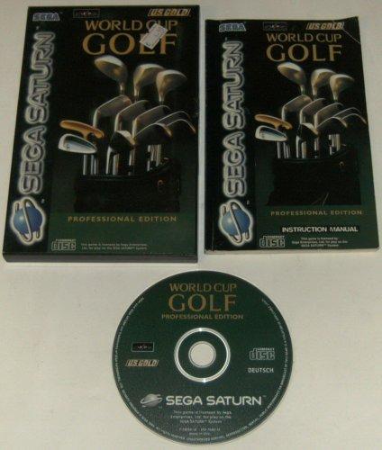 World cup golf - Saturn - PAL [Importación Inglesa]