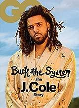 GQ Magazine Issue :- April, 2019 Cover :- J. Cole + Magazine Cafe Bookmark