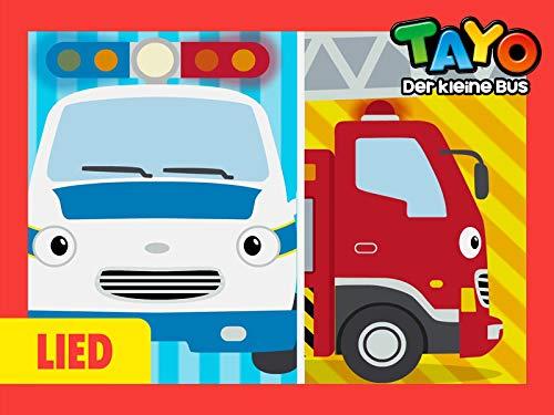Tayo Autos Lieder - Die Fantastischen Rettungswagen