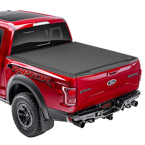 Extang Xceed Hard Folding Truck Bed Tonneau Cover | 85936 | Fits 2017-20 Nissan Titan 5'6' Bed