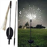 Immagine 2 lampada solare da giardino 150