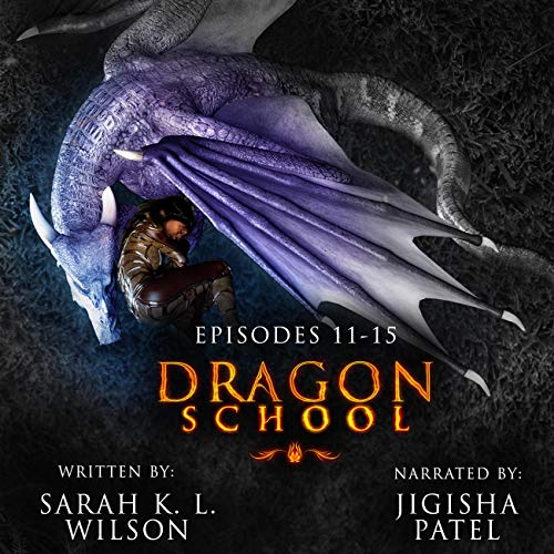 Dragon School: Episodes 11-15 cover art