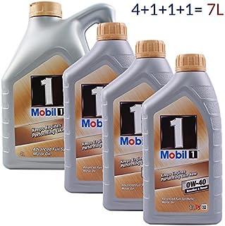 Mobil 1 ORIGINAL FS 0W 40 MOTORÖL (7 L)