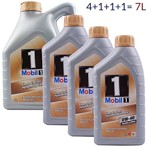 Mobil 1 ORIGINAL FS 0W-40 MOTORÖL (7 L)