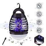 GEEDIAR Mosquito Killer Lamp UV Bug Zapper Camping Lantern - 2 in 1