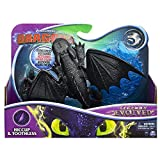 Hiccup & Toothless DreamWorks Dragons Legends Evolved
