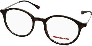 0PS 02IV, Monturas de Gafas para Hombre, 49