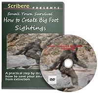 How to Create Big Foot Sightings