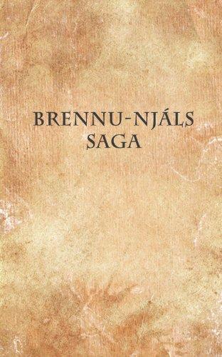 Brennu-Njáls saga (Icelandic Edition)