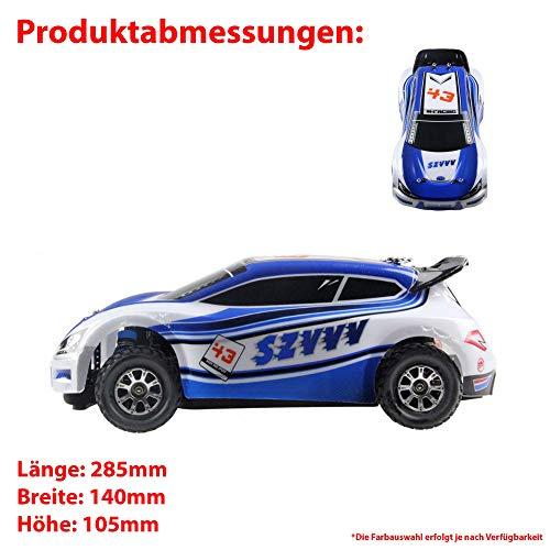 RC Auto kaufen Rally Car Bild 5: Wltoys A949 1 18 2 4GHz 4WD R C Rally Car 50kmH schnell*