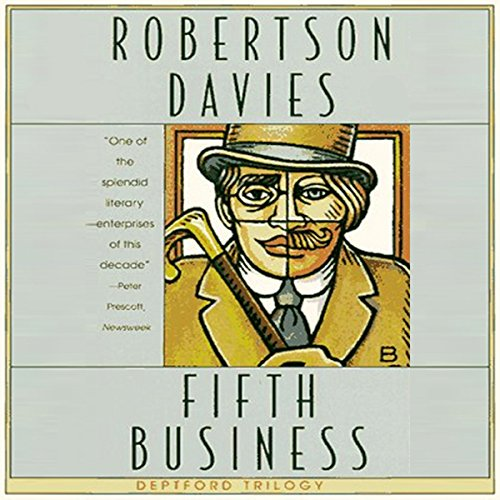 Fifth Business audiobook cover art