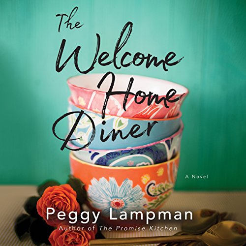The Welcome Home Diner audiobook cover art