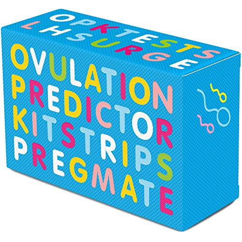 For Sale! PREGMATE 30 Ovulation Test Strips Predictor Kit (30 LH)
